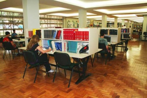 Biblioteca Medicina UFMG e1329260245455 Medicina UFMG Minas Gerais   Grade Curricular, Curso e Vestibular