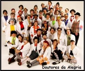 Doutores da Alegria – Equipe, Projetos em Hospitais, Missão, Fotos e mais