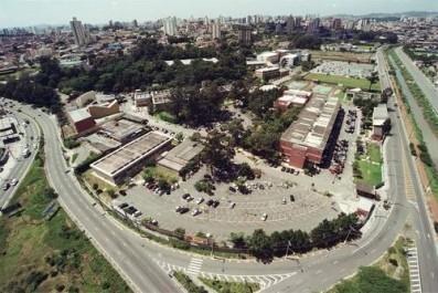 vista aerea Medicina ABC e1330908673497 Faculdade de Medicina do ABC   Currículo e Ensino, Mensalidades, FMABC