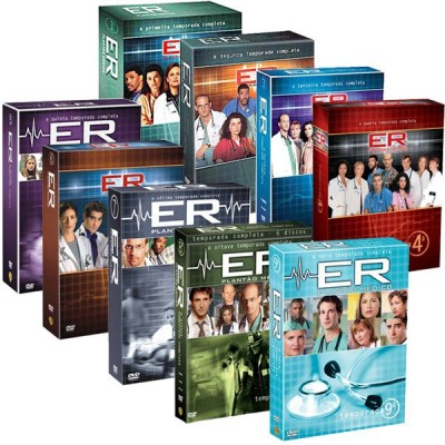 ER Seriado Emergency Room 2 e1343484513553 Série ER Plantão Médico   Baixar Temporadas, Seriado Emergency Room