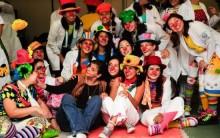 Mad Alegria – Grupo de Palhaços e Contadores de Historias, Alunos Usp
