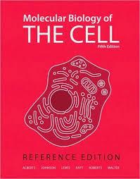 O livro mais usado nesse primeiro semestre - The Cell, ou sua versão simplificada Albert Fundamentos