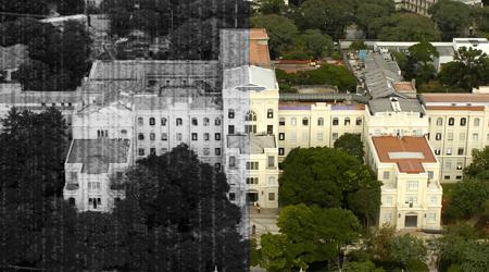 Foto da Minha amada Pinheiros - Faculdade de Medicina da Usp