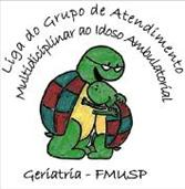 Logo Liga de Geriatria - Medicina USP