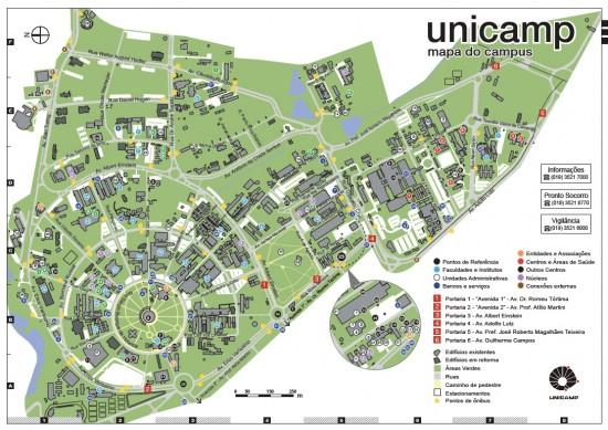 unicamp-mapa