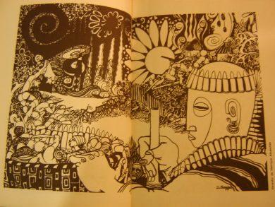 Ilustrações do Livro Mayombe