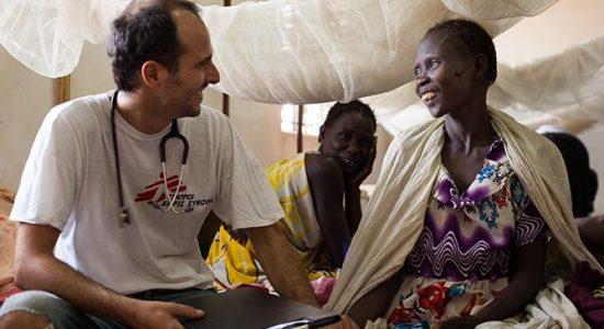 Foto do Site: Médicos sem fronteiras