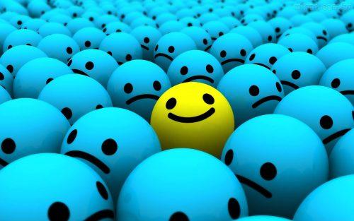 Pense positivo e se mantenha confiante