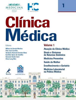 Livro de Clínica Médica da FMUSP